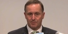 Watch: John Key discusses banning Kronic