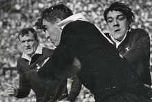 Colin Meads. Photo / Herald archives 
