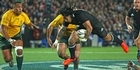 View: Key moments in the All Blacks v Wallabies test