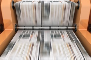 A computer fault prevented Fairfax's biggest newspapers from being printed for publication today. Photo / Thinkstock