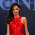 Miranda Kerr showcases designs by Alex Perry. Photo / Getty Images