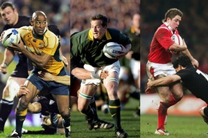 Australia, South Africa, Wales and France make up New Zealand's four biggest rugby rivals. Photo / Getty Images