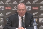 All Blacks coach Graham Henry talks about his side's convincing win over South Africa on Saturday.