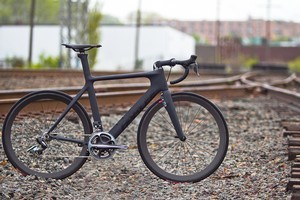 The Toyota Prius X Parlee bicycle.