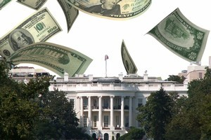 Don't settle for a measly gazillion dollar debt... just borrow more like they do in Washington. Photo / Thinkstock