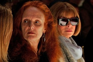 The enduring relationship between Coddington and Wintour is the topic of much speculation. Photo / Supplied