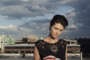 Masha Yakovenko has fond memories of the film shoot. Photo / Maria Ines Manchego