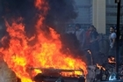 Violence and looting spread to new areas of London - and at least 3 other cities - as shops and cars were set ablaze and authorities struggled to contain the rioting in Britain's capital, which will host next summer's Olympic Games.