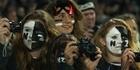 View: All Blacks fans show their colours
