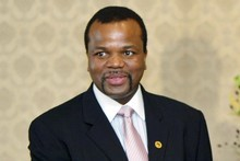Swaziland's King Mswati III. Photo / Getty Images