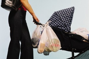 Thieves have been known to put things in the bottom of pushchairs and walk out. Photo / Thinkstock