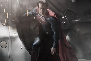 Henry Cavill as Superman. Photo / Warner Bros