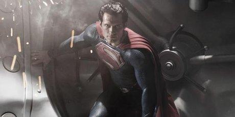 Henry Cavill as Superman. Photo / Warner Bros