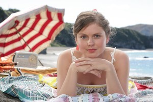 Rose McIver plays Nerissa Love in Tangiwai, screening this Sunday on TVOne. Photo / Supplied