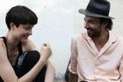 Masha Yakovenko and Florian Habicht in 'Love Story'. Photo / Supplied
