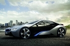 BMW i8: Smart ideas mean clean and mean. Photo / Supplied
