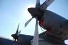 C-130 Hercules aircraft. Photo / file