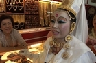 Volatile markets and fears about Eurozone debt mean many people are turning to 'safe haven' investment gold across Asia. In Bangkok, gold merchants are overwhelmed by the demand for gold bars.