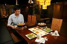 Faro Korean Restaurant in Lorne Street. Photo / NZ Herald