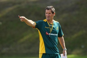 Robbie Deans. Photo / Getty Images