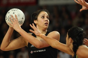 Daneka Wipiiti will trial with the Tall Ferns after impressing at nationals. Photo / Getty Images
