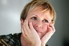 Hilary Barry lives with rugby-mad blokes. Photo / Steven McNicholl