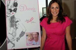 Jill Alexander, owner of The Divorcee Sale. Photo / Facebook