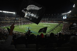 The atmosphere at Eden Park during last Saturday's Bledisloe Cup game was fantastic. Photo / Getty Images