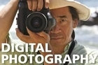 Book cover of Digital Photography: Step by Step. Photo / Supplied