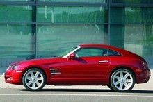 Chrysler Crossfire. Photo / Supplied