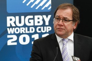 Rugby World Cup minister Murray McCully. Photo / Mark Mitchell