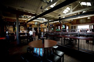 The Kingslander bar has applied for three licence changes during the Rugby World Cup. Photo / Herald on Sunday