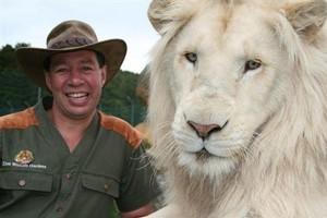 Lion Man, Craig Busch. Photo / Supplied