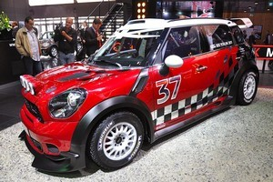 Mini is using the 2011 season to fine tune next year's entry. Photo / Supplied