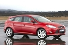 The 2012 Ford Focus goes back to its attention-seeking roots - but with subtle improvements. Photo / Supplied