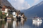 The quaint chocolate box town of Hallstatt. Photo / Joe Powers