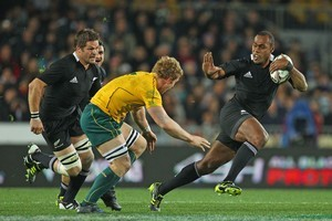 Players like Sitiveni Sivivatu will be looking to make a big impact against South Africa. Photo / Getty Images
