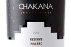Chakana Reserve Mendoza Malbec 2008 $22.90. Photo / Babiche Martens
