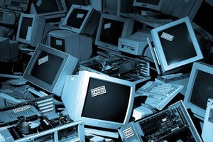 The Government has announced more funding for electronic waste depots and recycling campaigns. Photo / Thinkstock