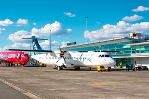 Hamilton International Airport. Photo / Supplied