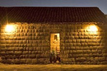 The Hacienda San Agustin de Callo is built in an area rich with Inca treasures, and was once home to one of Ecuador's best-loved leaders. Photo / Jim Eagles 