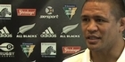 Watch: All Blacks: Keven Mealamu to captain match