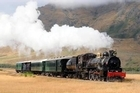 The Kingston Flyer could be carrying tourists again by October. Photo / ODT