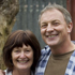 Phil Goff and his wife Mary. Photo / Supplied