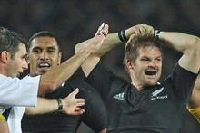 Sport psychologist Gary Hermansson says the All Blacks, like other New Zealand national team typically became preoccupied with the result - the need to win. Photo / Getty Images