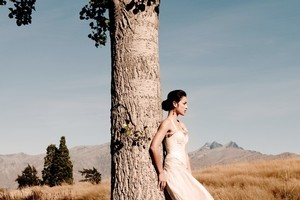 A La Robe will show their designs at the bridal show. Photo / NZ Weddings