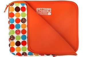 DQ laptop sleeve. Photo / Supplied