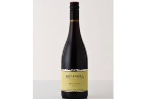 Rockburn Central Otago Pinot Noir 2009. Photo / Supplied