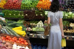 A 40,000-signature petition calling for GST to be removed from food has been presented to Parliament. File photo / Thinkstock