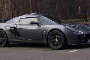 The Lotus Exige is an alternative fuel vehicle that is equipped to run on wine, cheese or chocolate. Photo / Wiki Commons/GNU